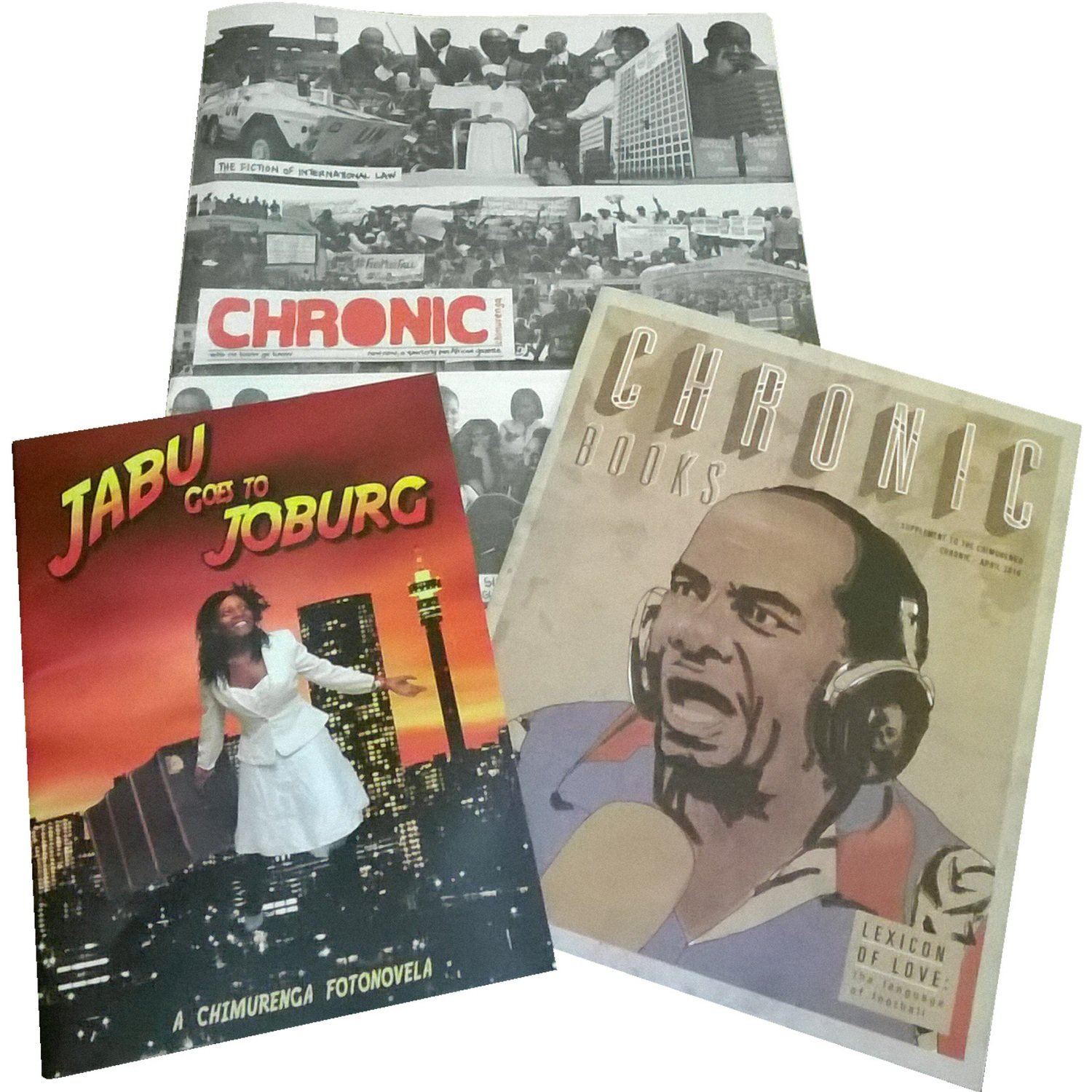 Chimurenga Chronic (April 2016)