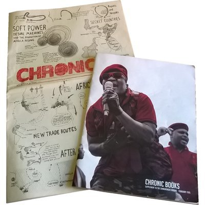 Chimurenga Chronic: New Cartographies (March 2015)