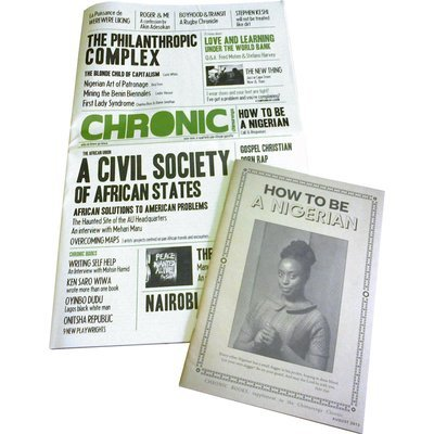 Chimurenga Chronic (August 2013)