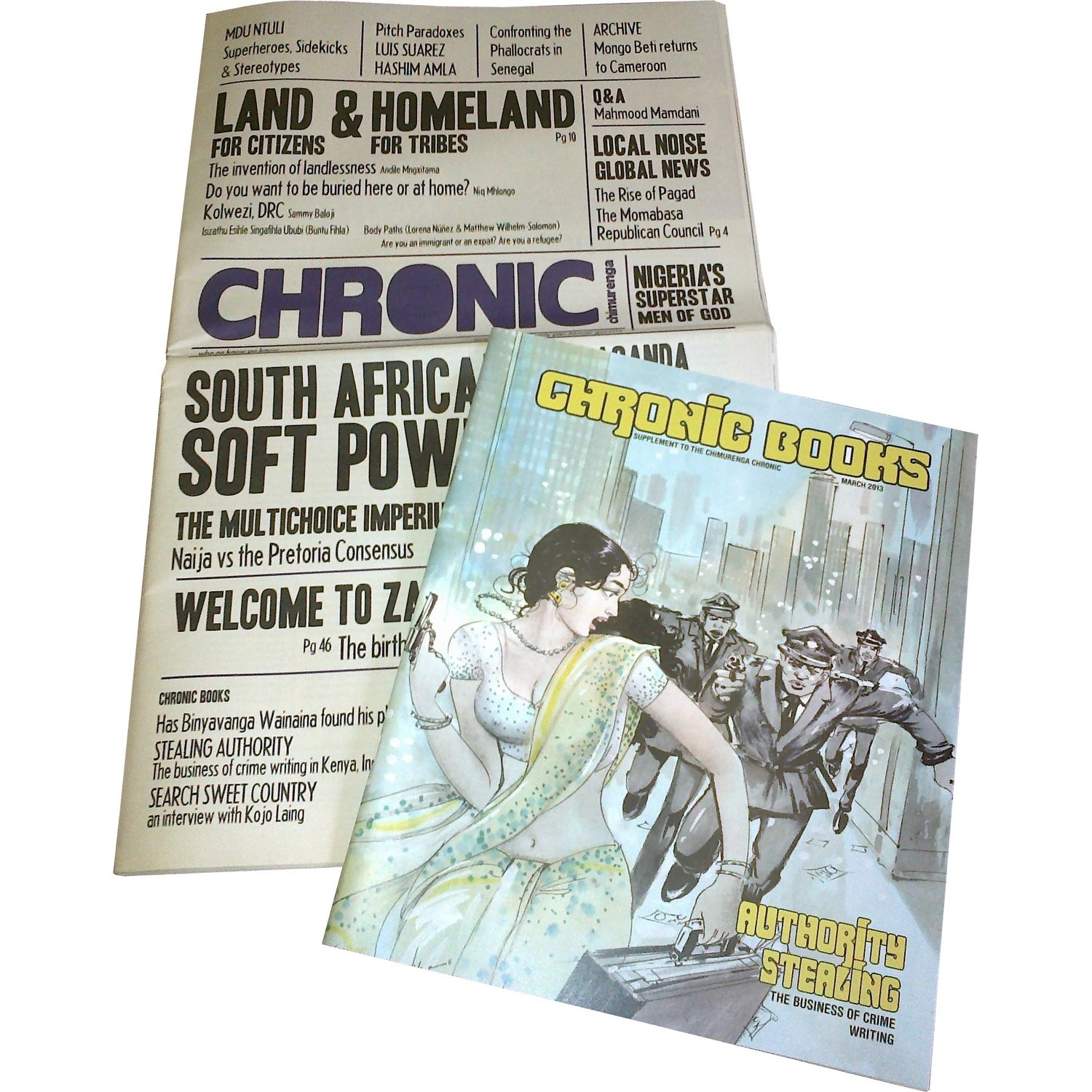 Chimurenga Chronic (April 2013)