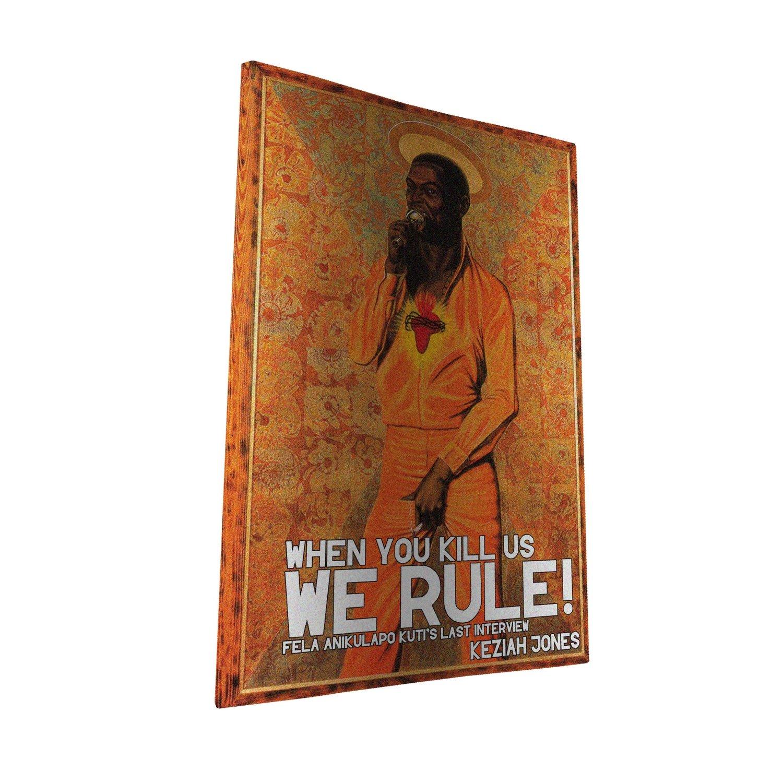 Chimurenganyana Series 1: When You Kill Us, We Rule! byKeziah Jones (June 2012)