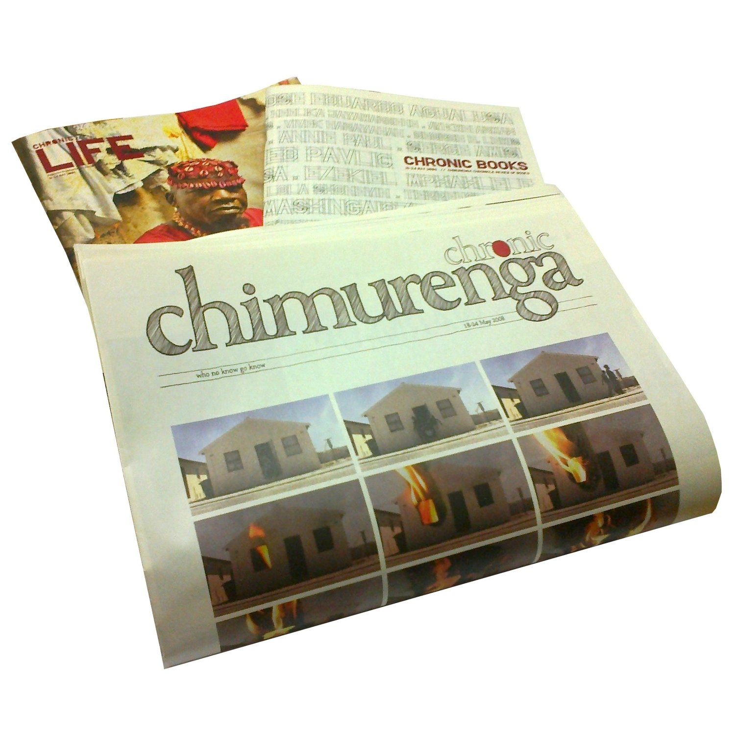 Chimurenga 16: The Chimurenga Chronicle  (October 2011)