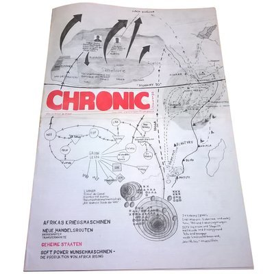 Chimurenga Chronic: German Special Edition (October 2016)