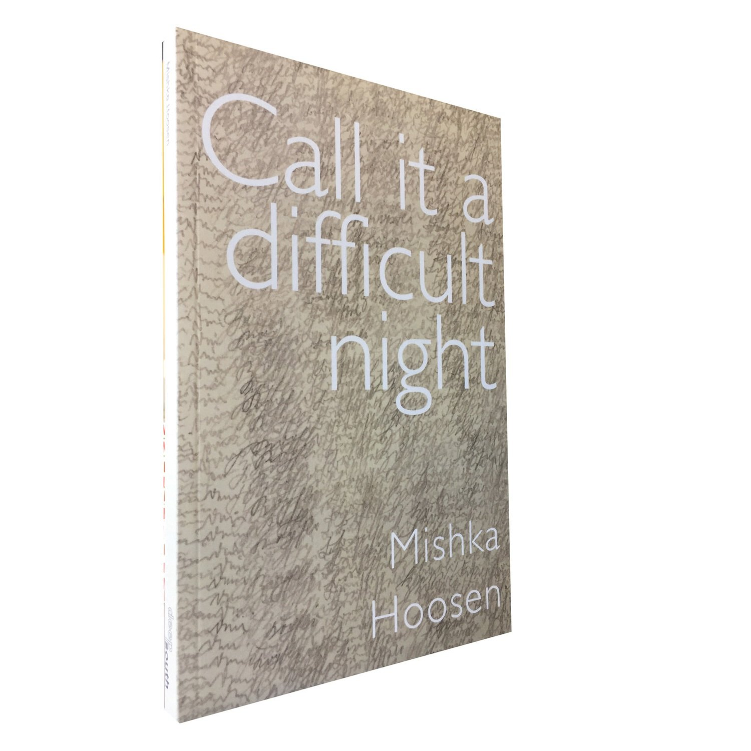 Call it a difficult night by Mishka Hoosen (Deep South, 2016)
