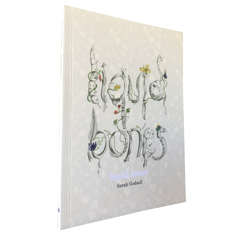 Liquid Bones by Sarah Godsell (Impepho Press)