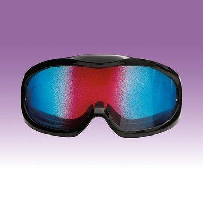 Extas / Molly / LSD Glasögon (tie-färgband)