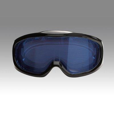 Trötthet och Distraherande Glasögon (grå band)