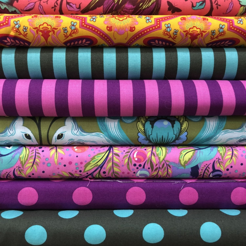 Tula Pink - Assorted Fabrics