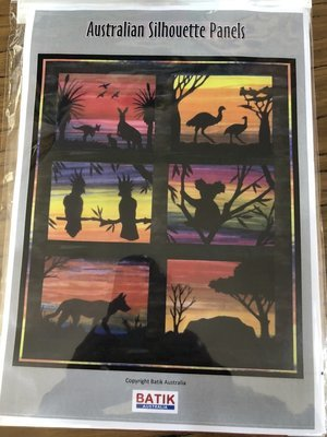 Australian Silhouette Panels