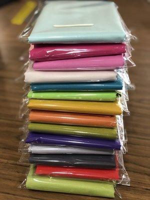 Homespun Fabrics Packs