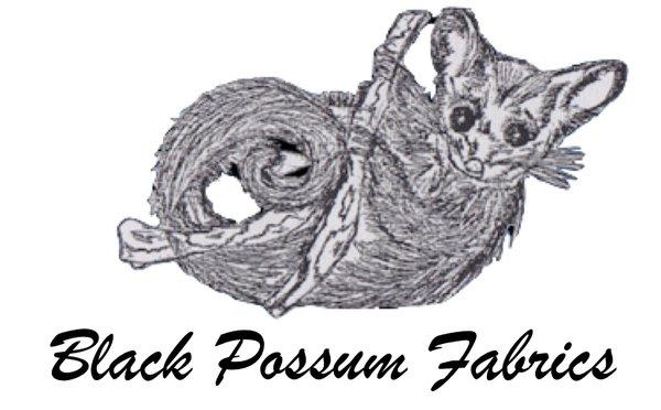 Black Possum Fabrics