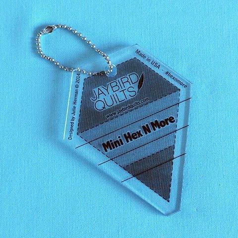 Mini Hex N More Ruler