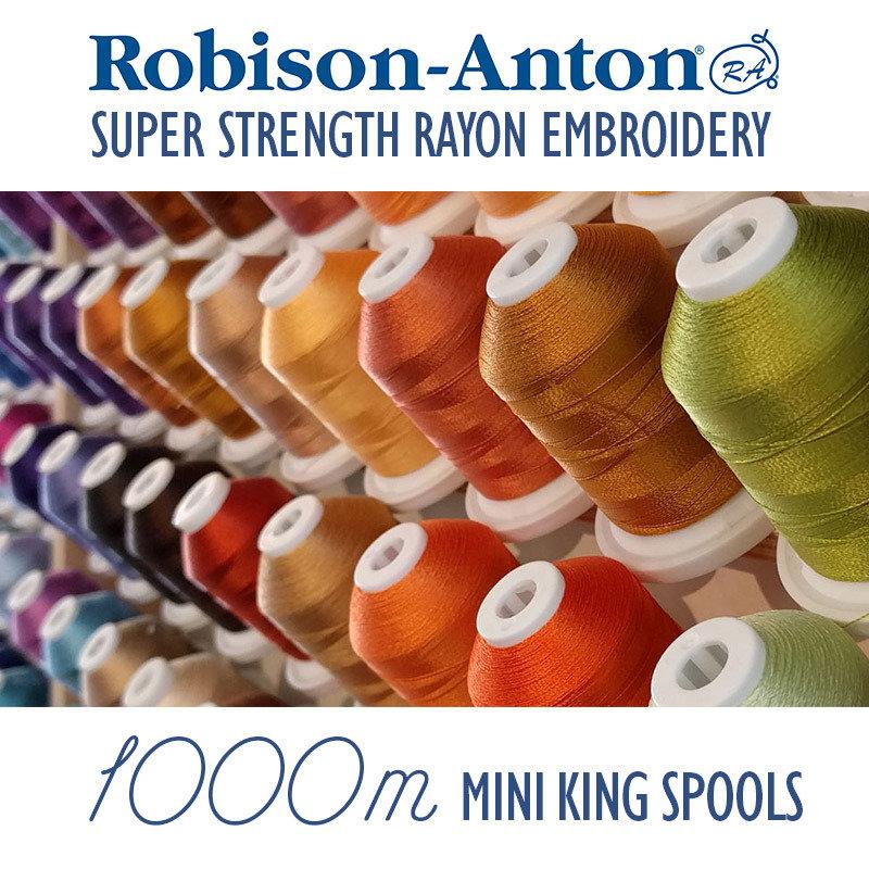 Robison-Anton Rayon 1000m Mini King Spool 40wt
