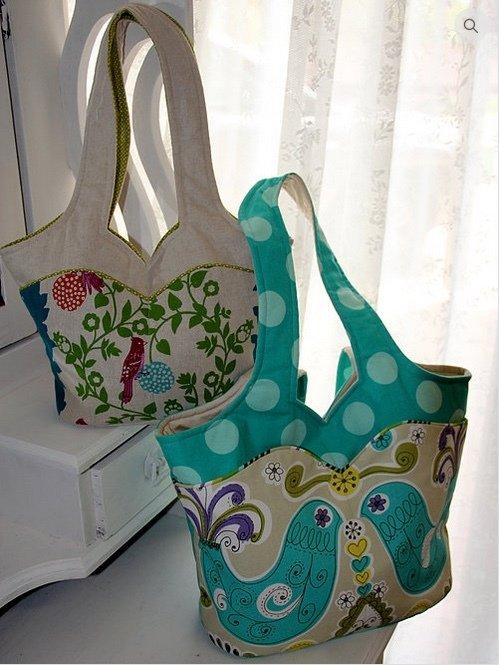 The Sweet Heart Bag