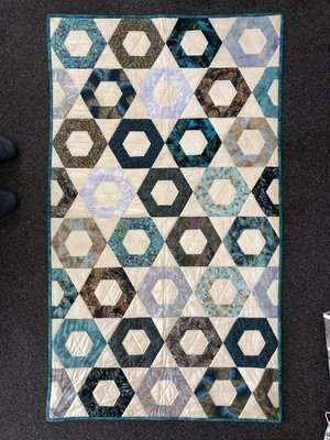 Snack Time - Completed Quilt
