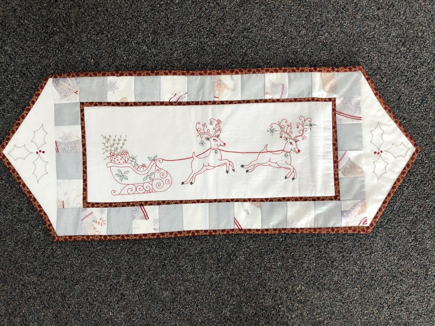 Christmas - Finished table Runner