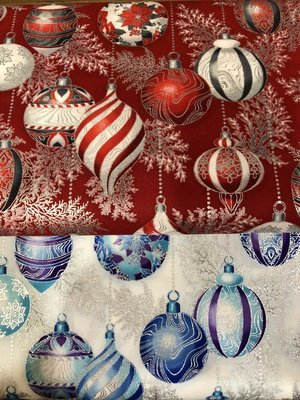 Holiday Magic - 2 colour ways