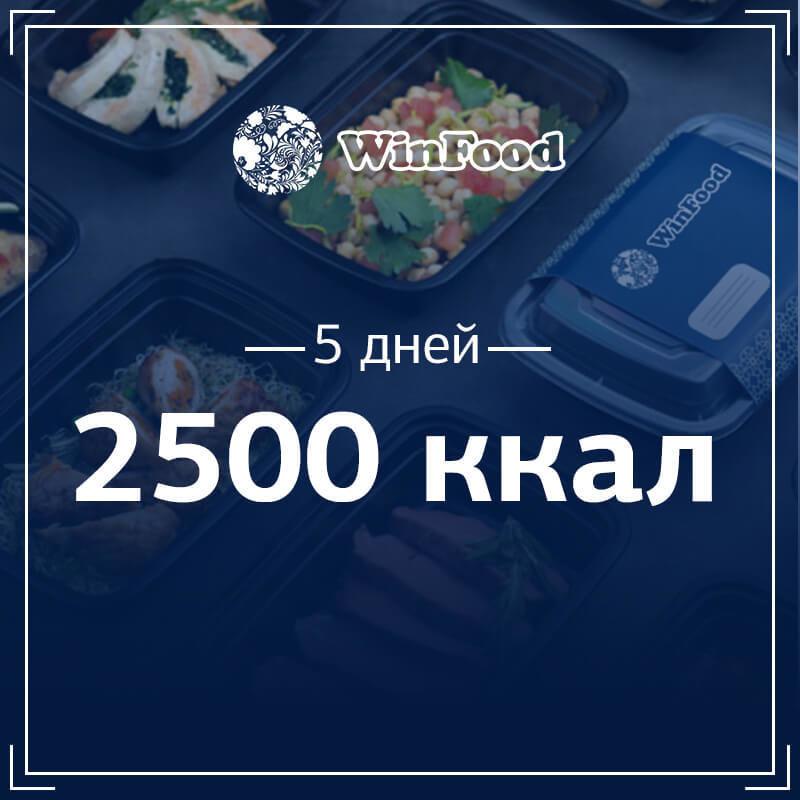 2500 кк, 5 дней 255