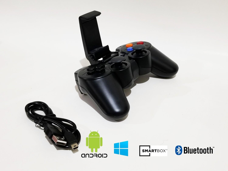 CHAODI Gamepad For el tel/éfono m/óvil del tel/éfono PUBG Joystick Gamepad L1 R1 gatillo Juego de Disparos Controller for iPhone Samsung Mobile Xiaomi Controlador
