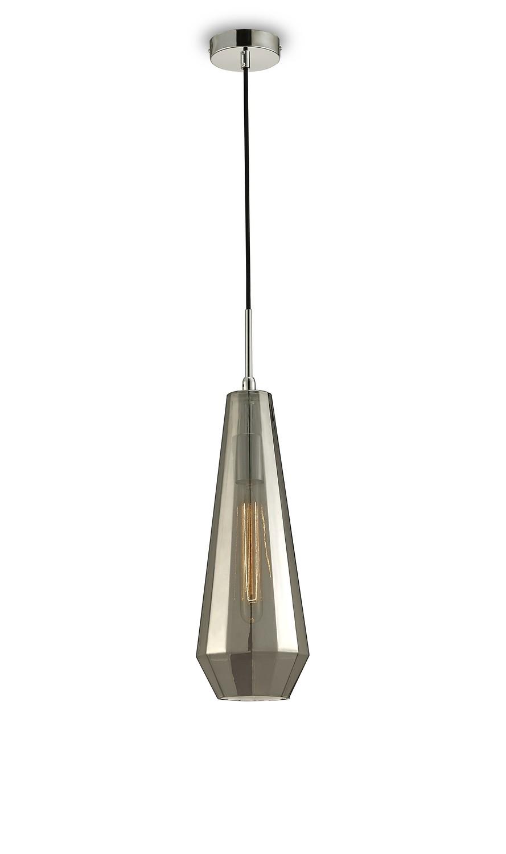 Markus Single Slim Cone Pendant 1 Light E27