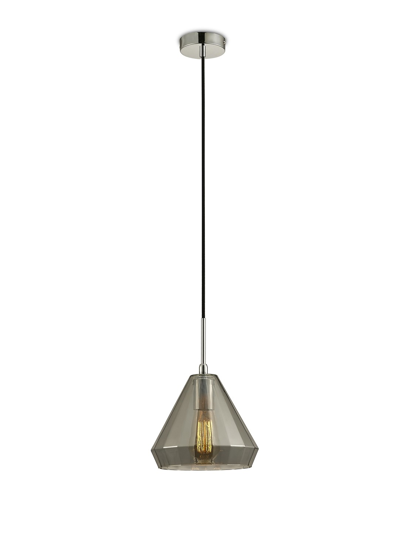 Markus Single Medium Cone Pendant 1 Light E27