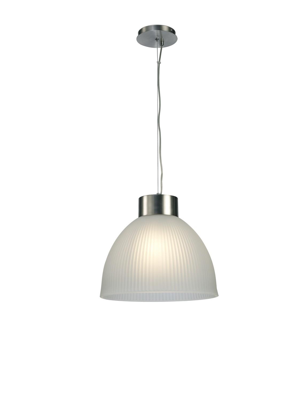 Hof Single Pendant 1 Light E27
