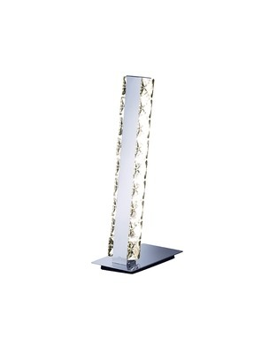 Galaxy Table Lamp 3W LED 4000K Polished Chrome/Crystal