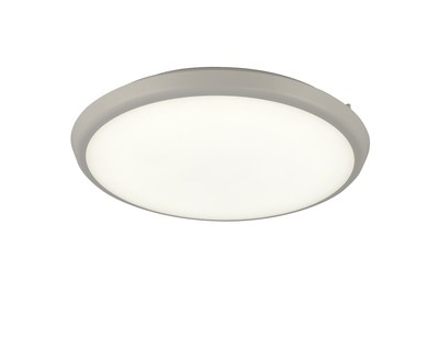 Aneto Ceiling, 40cm Round, 24W LED 4000K, 2500lm, IP65, White, 3yrs Warranty