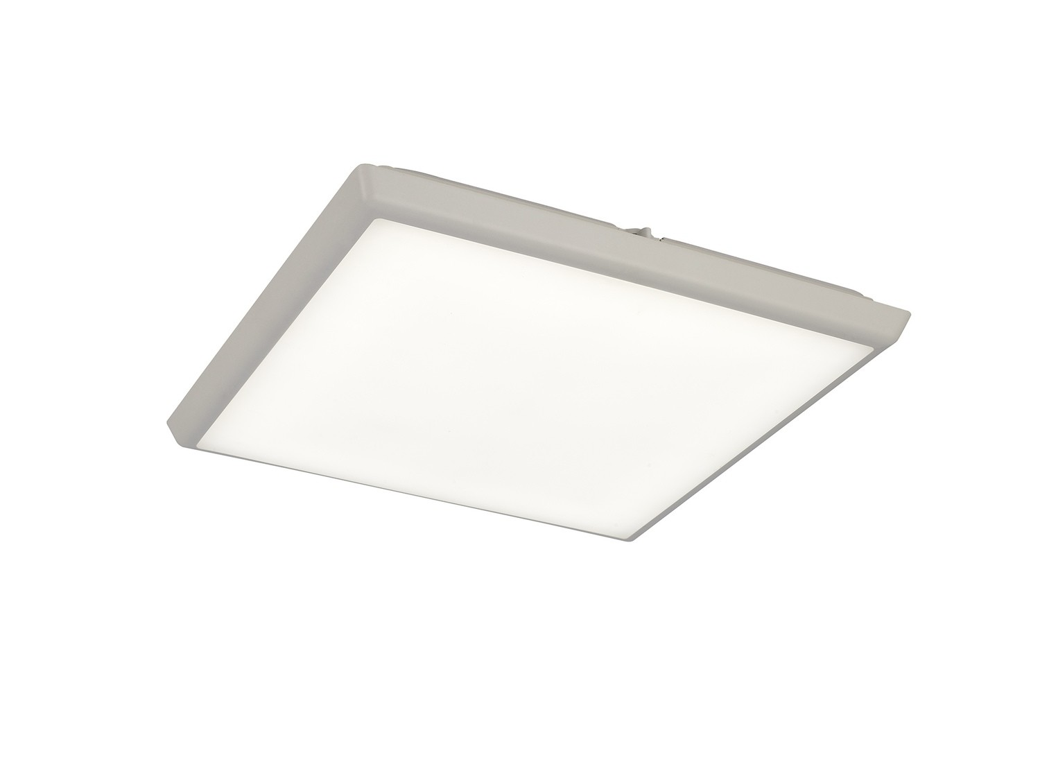 Aneto Ceiling, 40cm Square, 24W LED 4000K, 2500lm, IP65, White, 3yrs Warranty