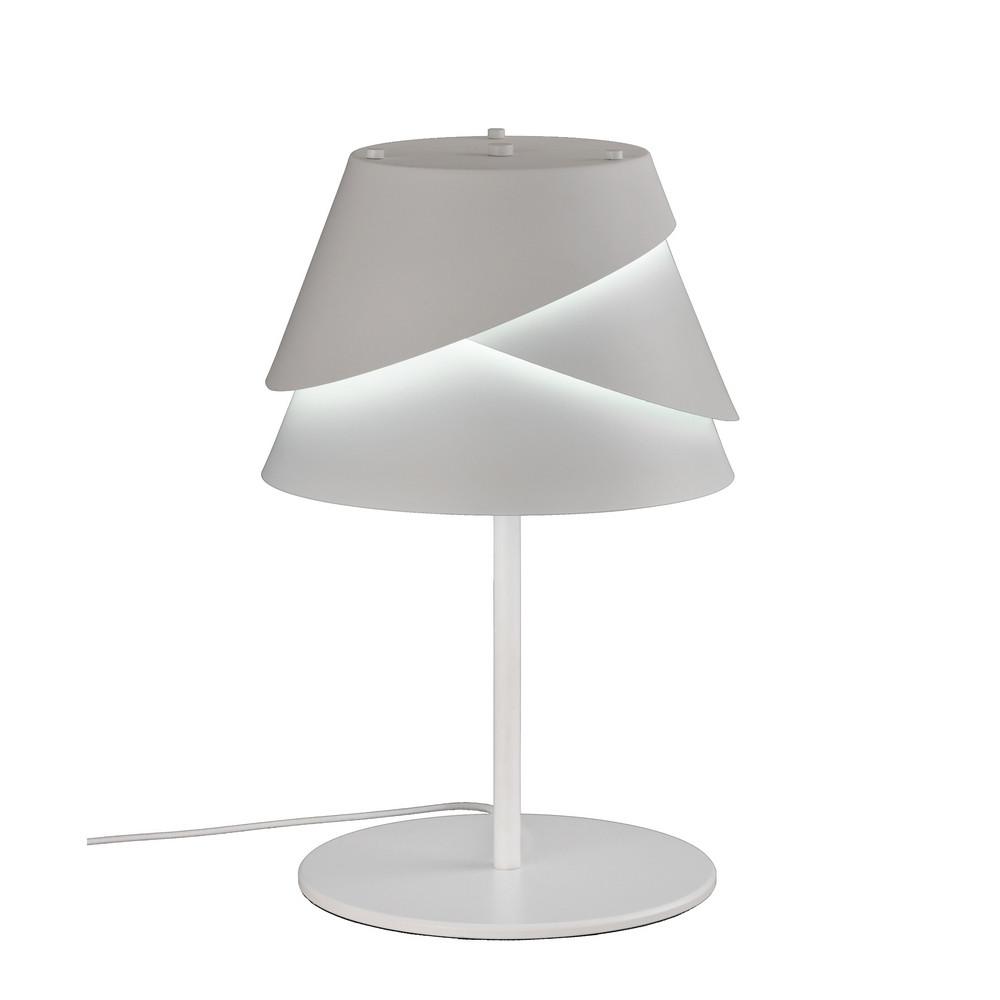 Alboran Table Lamp 1xE27, Aluminium/ Iron