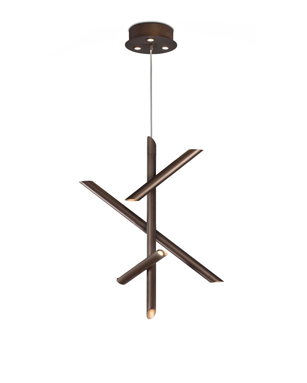 Take Bronze Pendant 30W LED 3000K, 2700lm, Dimmable, Bronze, 3yrs Warranty