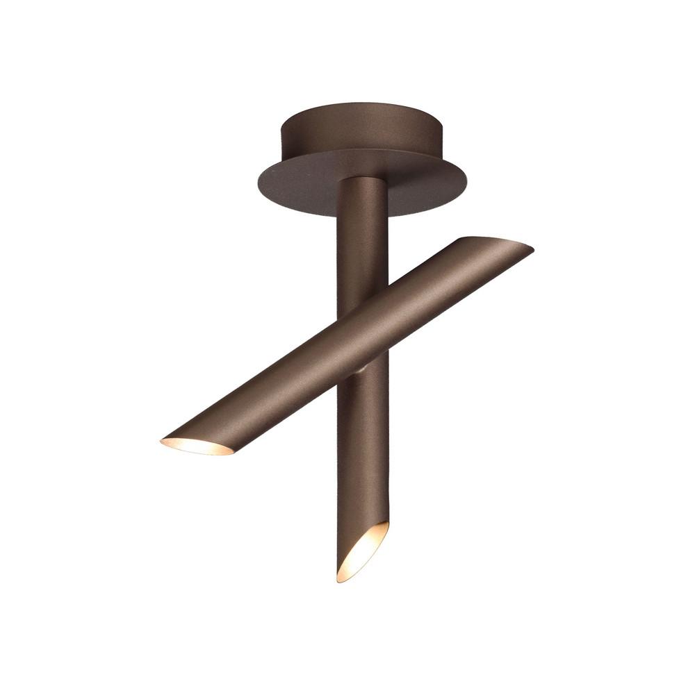 Take Bronze Ceiling 9W LED 3000K, 800lm, Bronze, 3yrs Warranty