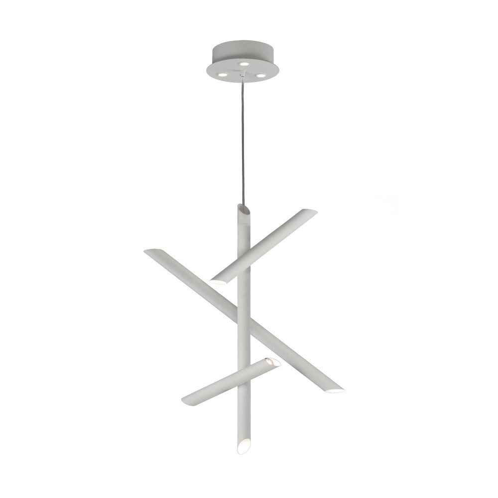 Take Blanco Pendant 30W LED 3000K, 2700lm, Dimmable, White