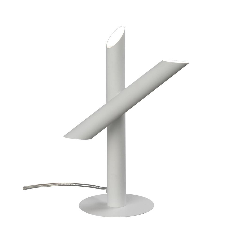 Take Blanco Table Lamp 9W LED 3000K, 800lm, White, 3yrs Warranty