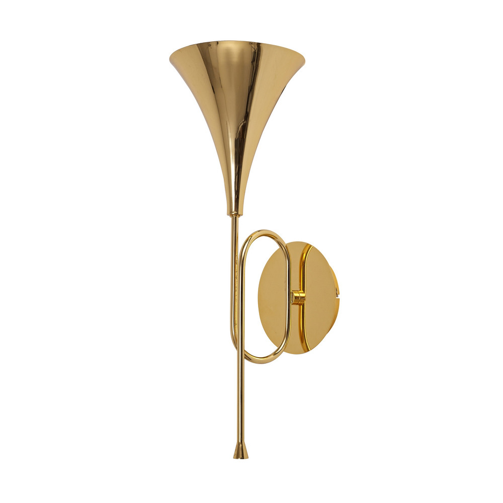 azz Oro Wall Light 1 x E27, Gold