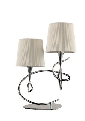 Mara Table Lamp 2 Light E14