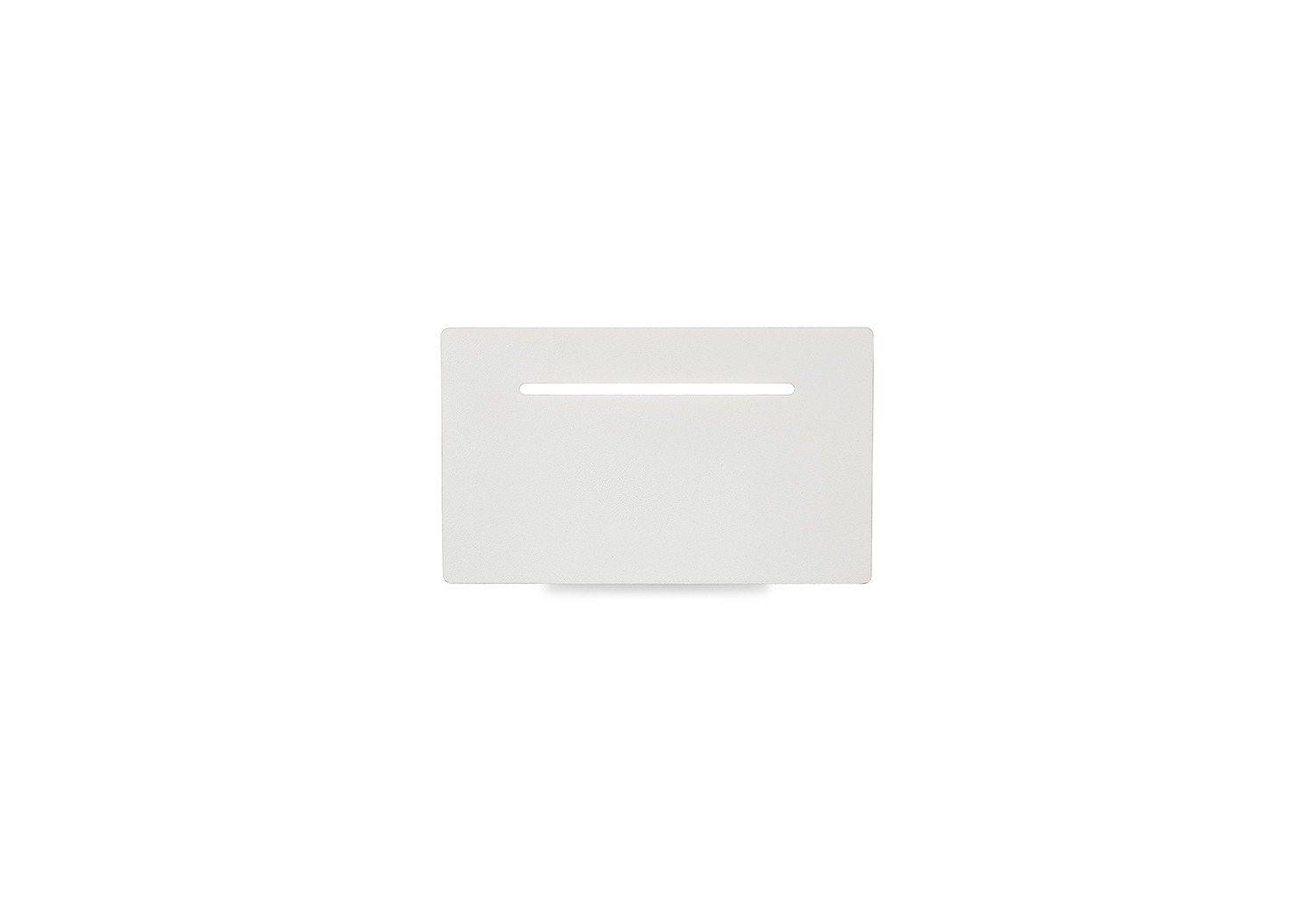 Toja Wall Lamp Rectangular, 8W LED, 3000K, 720lm, White, 3yrs Warranty