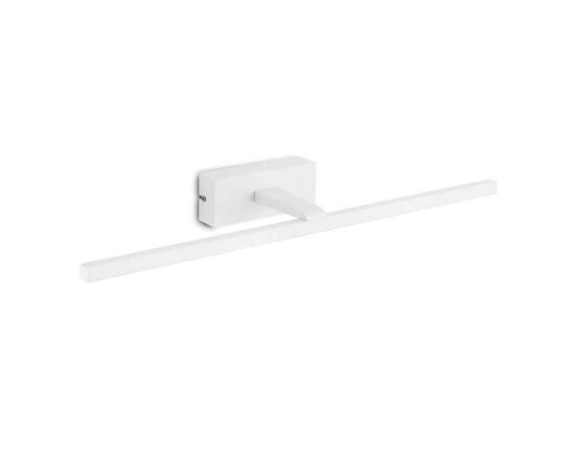 Yaque Picture/Wall Light, 8W LED, 4000K, 475lm, White, IP44