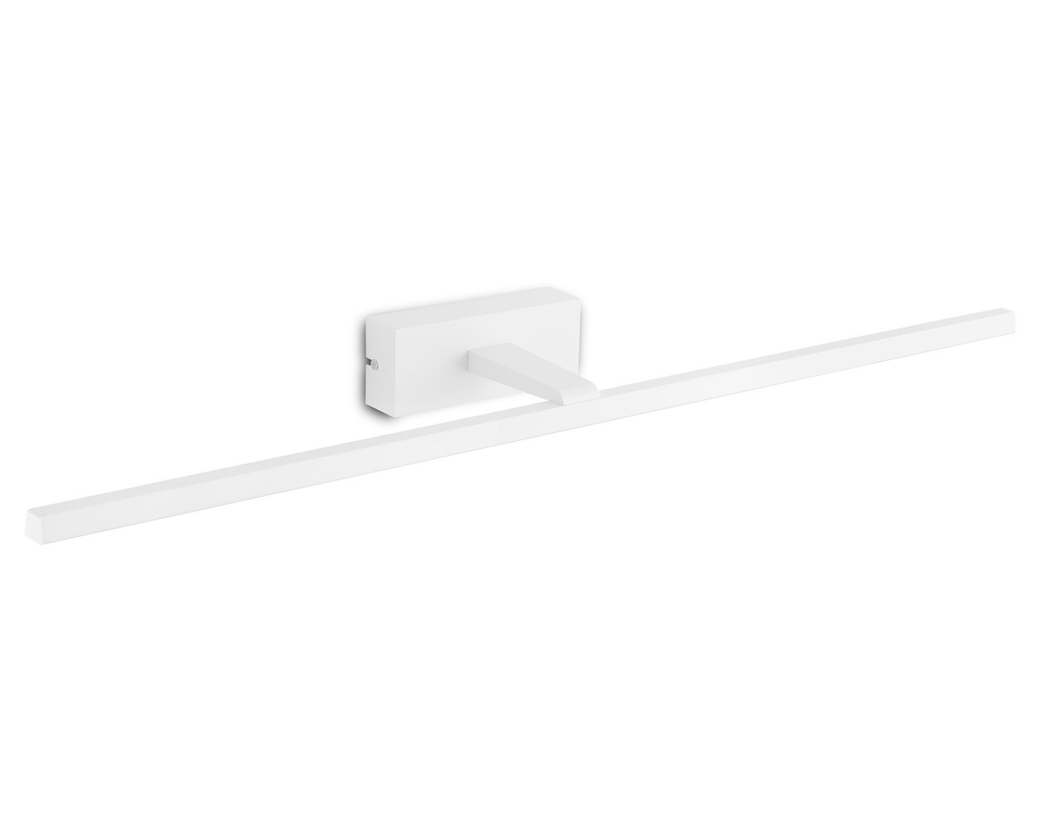 Yaque Picture/Wall Light, 12W LED, 4000K, 840lm, White, IP44