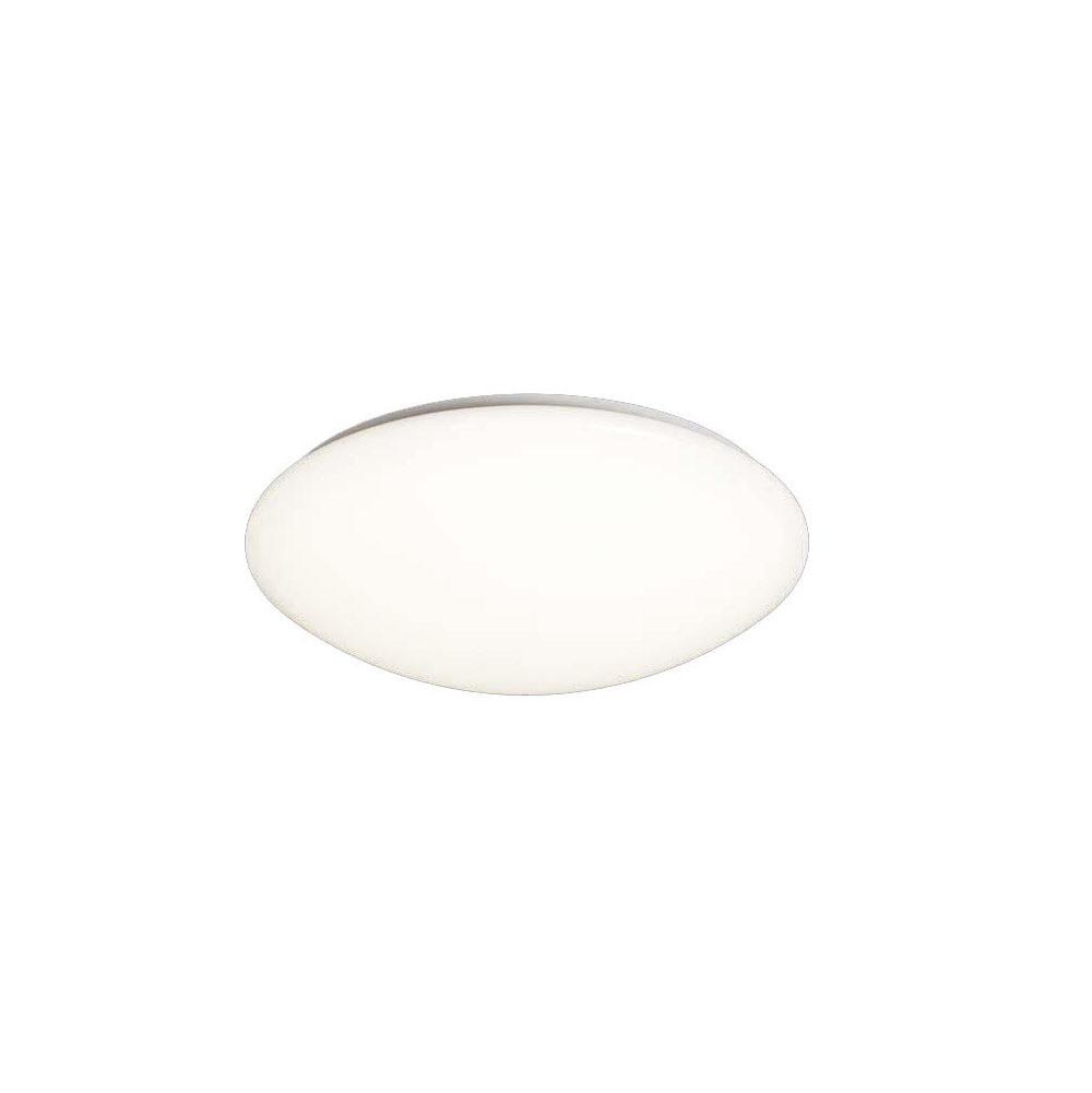 Mantra  M3670 Zero Ceiling/Wall 18W LED Medium 3000K, 1800lm, White Acrylic, 3yrs Warranty