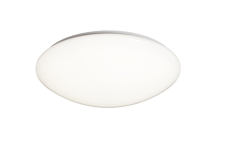 Zero Ceiling/Wall 28W LED Large 3000K, 2800lm, White Acrylic,