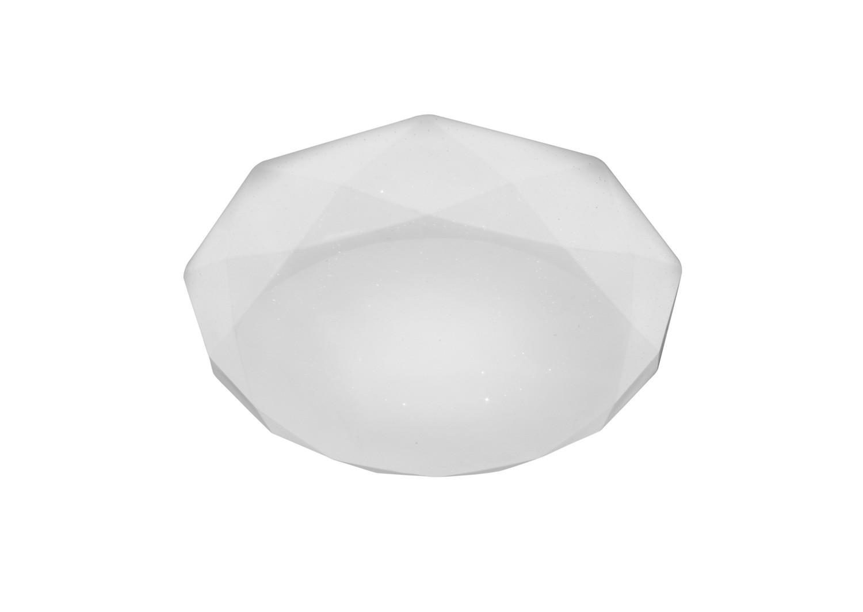 Diamante Ceiling 21W LED 3000K, 2100lm, White Acrylic