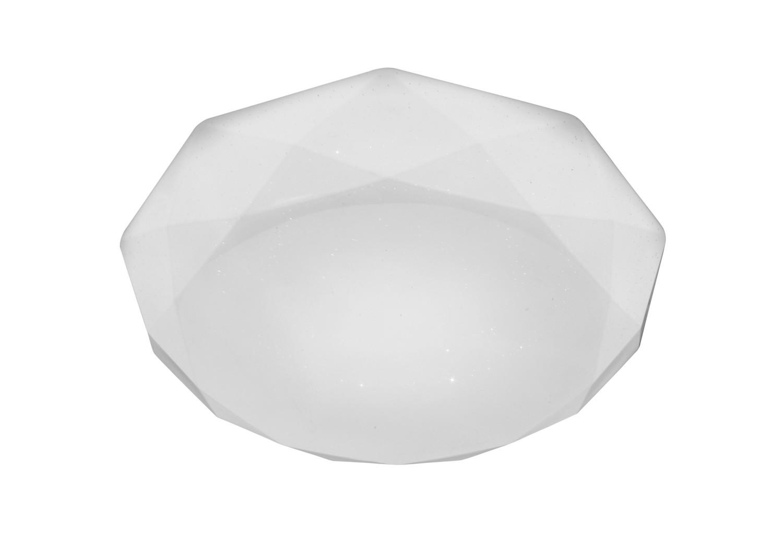 Diamante Ceiling 30W LED 3000K, 3000lm, White Acrylic