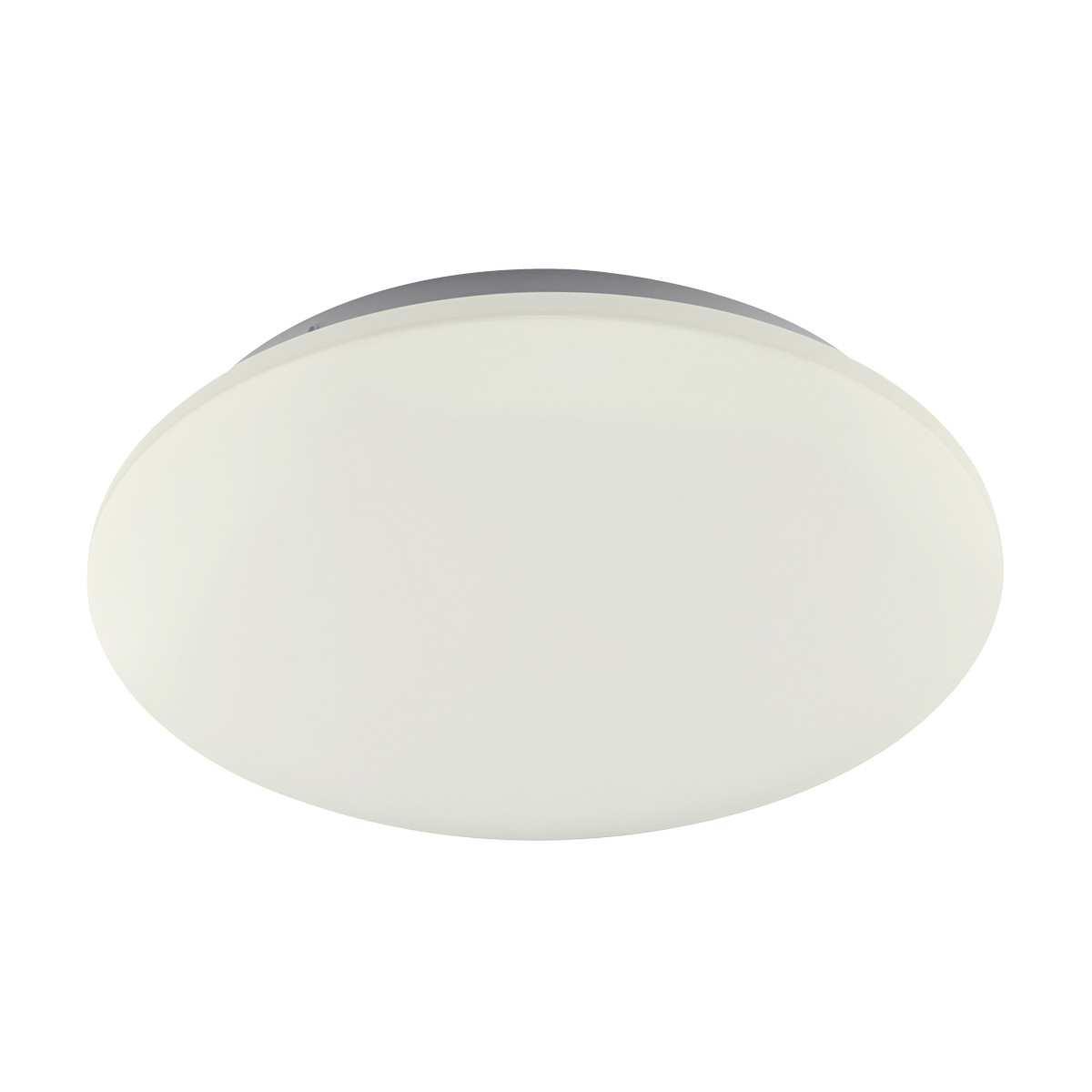 Zero II Flush 48cm Round 50W LED 3000K, 3700lm, White