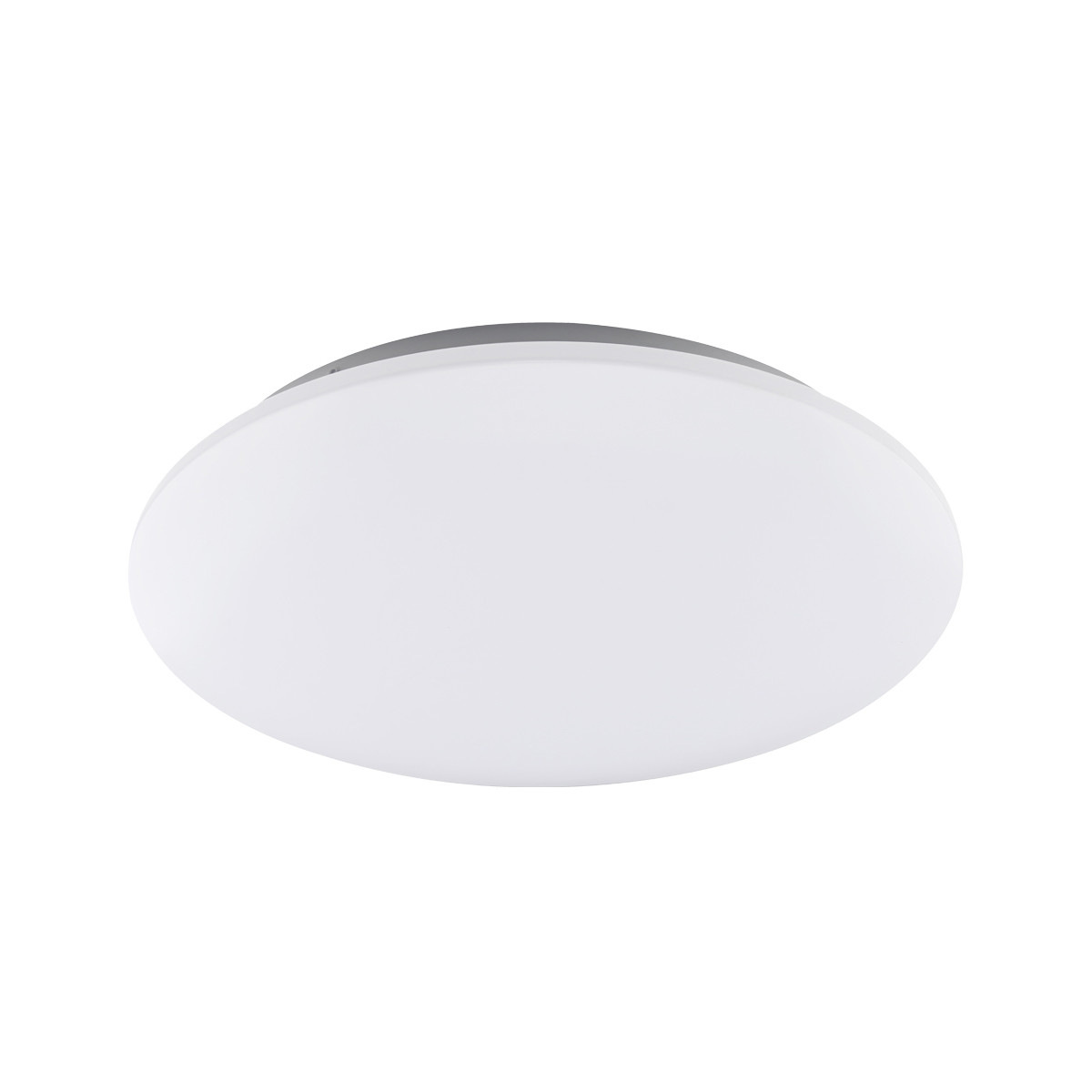 Zero II Flush 48cm Round 50W LED 5000K, 3800lm, White