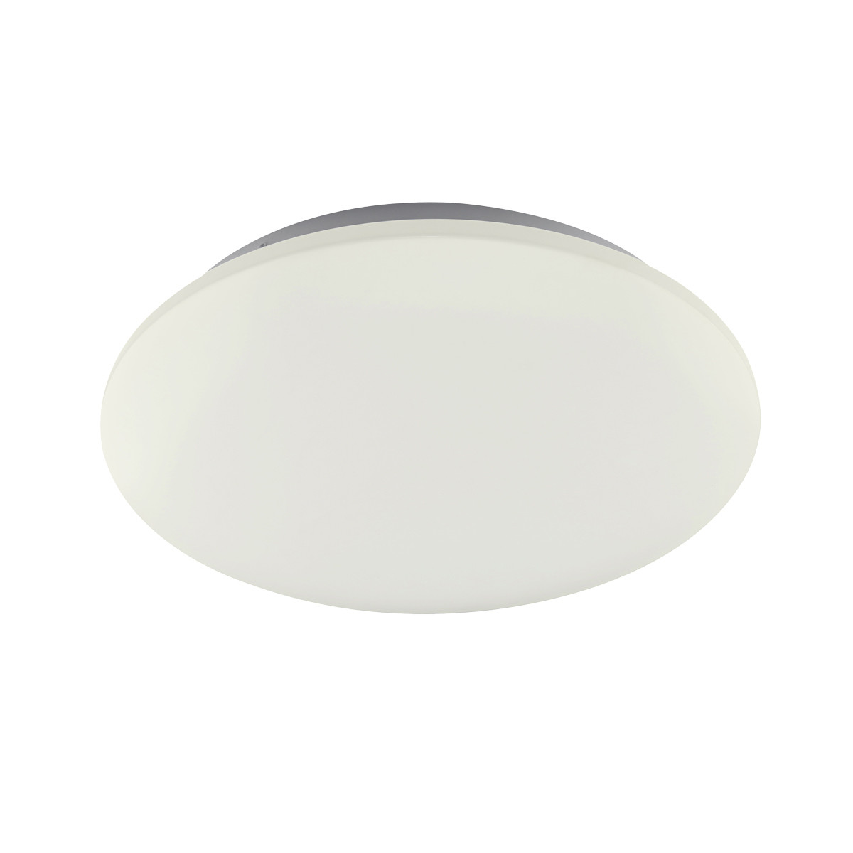 Zero II Flush 38cm Round 36W LED 3000K, 2350lm, White