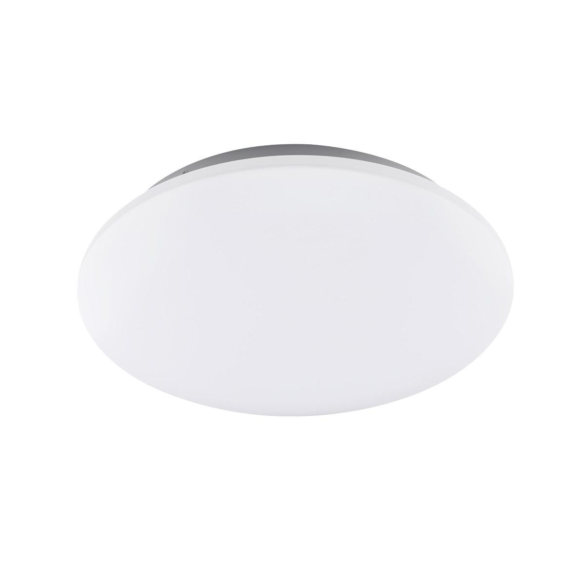 Zero II Flush 38cm Round 36W LED 5000K, 2450lm, White