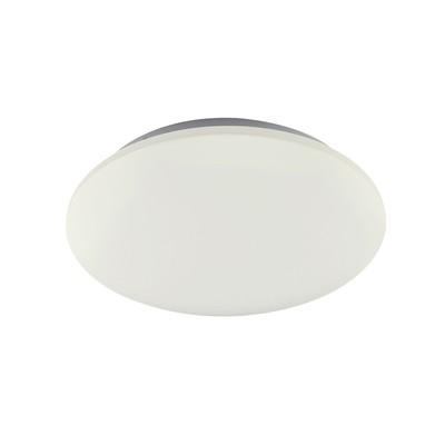 Zero II Flush 33cm Round 24W LED 3000K, 1600lm, White