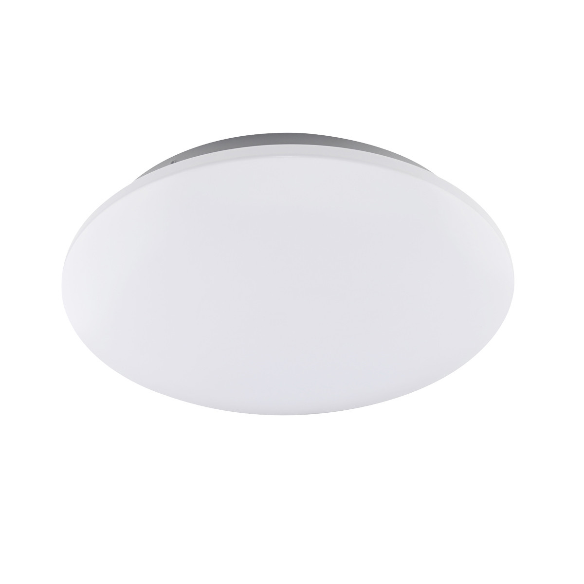 Zero II Flush 33cm Round 24W LED 5000K, 1700lm, White
