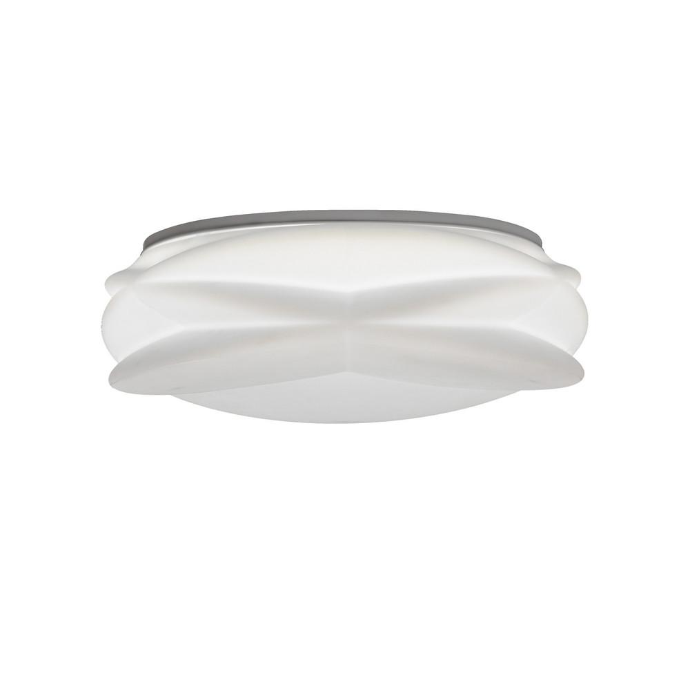 Lascas Flush 54cm Round 55W LED 3000-6500K Tuneable, 3800lm, Remote ControlWhite, 3yrs Warranty